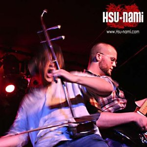 Image for 'The Hsu-nami'
