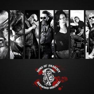 Imagen de 'Sons of Anarchy (Television Soundtrack)'