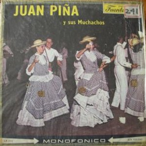 Image for 'Juan Piña y sus Muchachos'