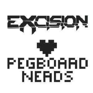 Bild für 'Excision & Pegboard Nerds'