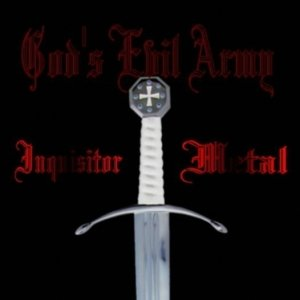 Image for 'God's Evil Army'
