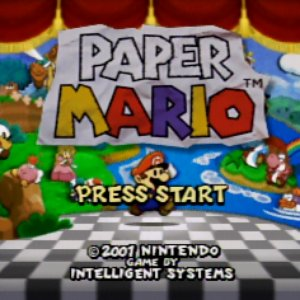 Image for 'Paper Mario OST'