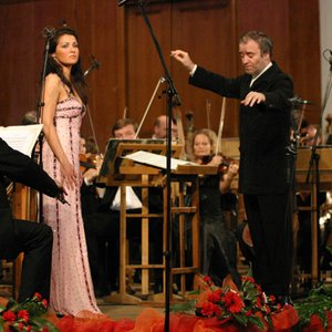 Image for 'Anna Netrebko, Orchestra of the Mariinsky Theatre & Valery Gergiev'