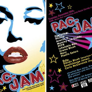 Image for 'Pac Jam'