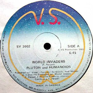 Image for 'Pluton & Humanoids'