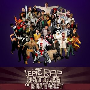 Image for 'Epic Rap Battles Of History'