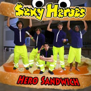 Image for 'Sexy Heroes'