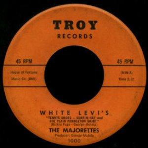 Immagine per 'The Majorettes'