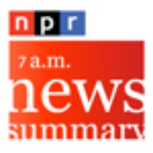 Image for 'NPR: 7AM ET News Summary Podcast'