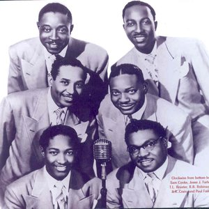 Image for 'Sam Cooke with the Soul Stirrers'