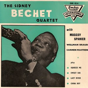 Image for 'Sidney Bechet Quartet'