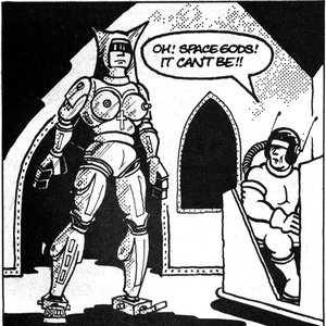 Image for 'Robot Nun'
