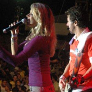 Image for 'Jammil e Uma Noites e Cláudia Leite'