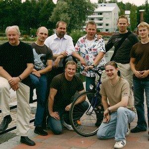 Bild für 'Tunteet-organisaatio'