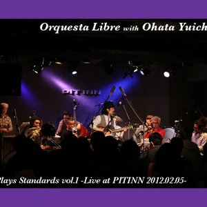 Image for 'Orquesta Libre with おおはた雄一'