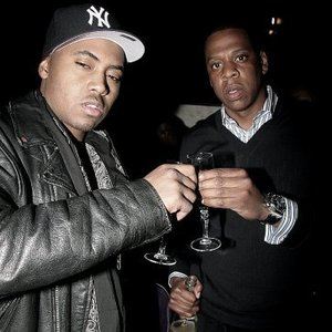 Image for 'Jay-Z Feat. Nas'