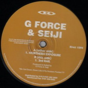 Image for 'G-Force & Seiji'