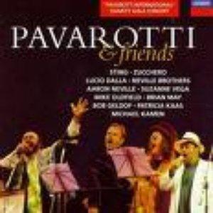 Bild für 'Lucciano Pavarotti,Sting,Lucio Dalla,Zuchero,Brian May'