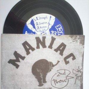 Image for 'MANIAC HIGH SENCE'