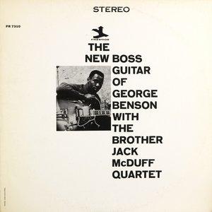 Image for 'George Benson & The Brother Jack McDuff Quartet'