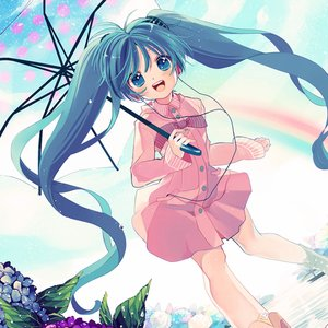 Image for 'samfree feat. Hatsune Miku'