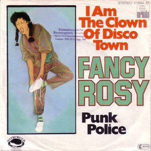 Image for 'Fancy Rosy'