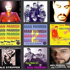 Image for 'Man Parrish feat. Klaus Nomi'