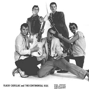 Image pour 'Flash Cadillac & The Continental Kids'