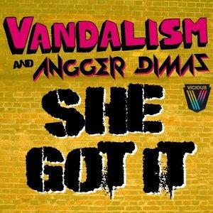 Image for 'Vandalism & Angger Dimus'