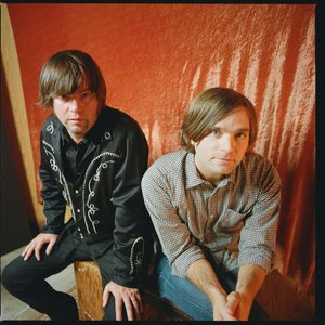 Image for 'Jay Farrar and Benjamin Gibbard'