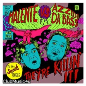 Image for 'Malente vs. Azzido Da Bass'