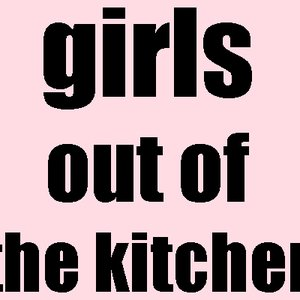 Image for 'Girls Out Of The Kitchen'