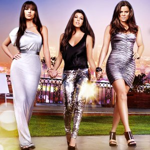 Image pour 'Keeping Up With the Kardashians'