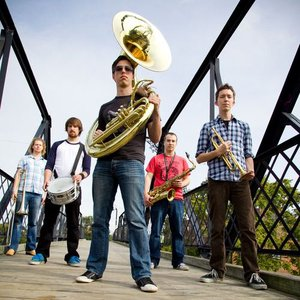 Image for 'The Heavyweights Brass Band'