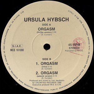 Image for 'Ursula Hybsch'