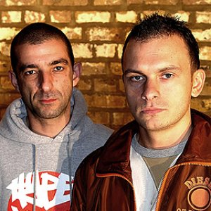 Image for 'Andy C & DJ Hype'