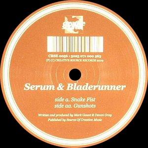 Image for 'Serum & Bladerunner'