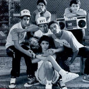 Image pour 'The Rock Steady Crew'