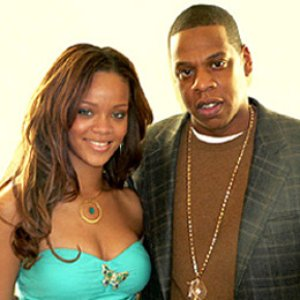 Image for 'Rihanna featuring Jaÿ-Z'