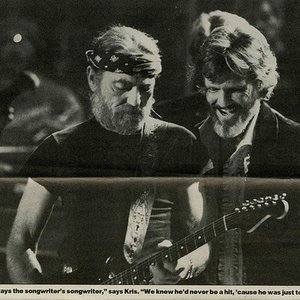Image for 'Willie Nelson & Kris Kristofferson'