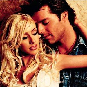 Image for 'Ricky Martin & Christina Aguilera'