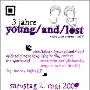 Image for 'young/and/lost'