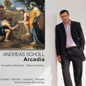 Image for 'Accademia Bizantina, Andreas Scholl & Ottavio Dantone'