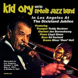 Image for 'Kid Ory and His Creole Jazzband'