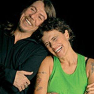 Image for 'Lenine e Zélia Duncan'