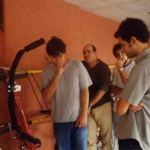 Bild för 'Ronei Jorge & Ladrões de Bike'