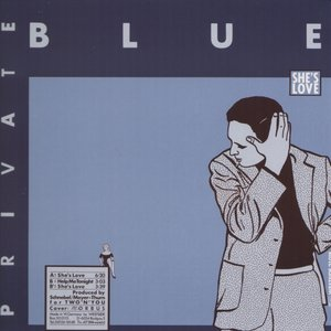Image for 'Private Blue'