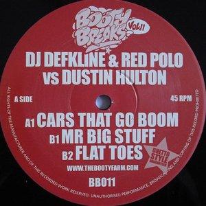 Immagine per 'DJ Defkline & Red Polo Vs. Dustin Hulton'