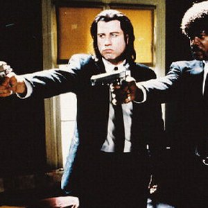 Imagem de 'John Travolta, Samuel L. Jackson'