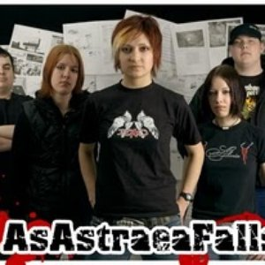 Image for 'As Astraea Falls'